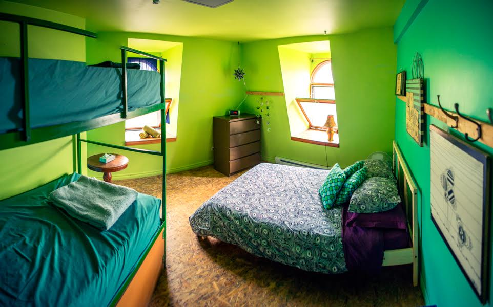 Chambre LIME / LIME Room